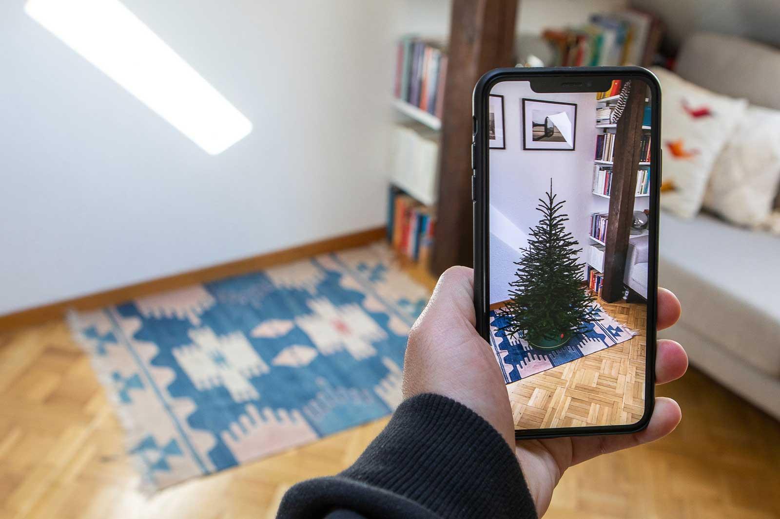 Genie AR Coop Bau und Hobby AR Weihnachtsbäume